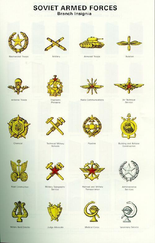 O Glyphics Military Insignia