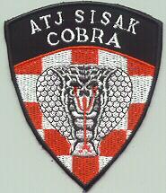 insignes Croate H.V et H.V.O 1991/1995 Cr104