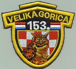 insignes Croate H.V et H.V.O 1991/1995 Cr117