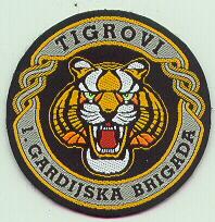 insignes Croate H.V et H.V.O 1991/1995 Cr136