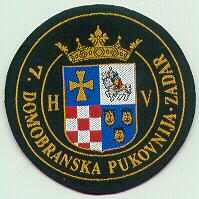 insignes Croate H.V et H.V.O 1991/1995 Cr139