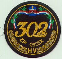 insignes Croate H.V et H.V.O 1991/1995 Cr144