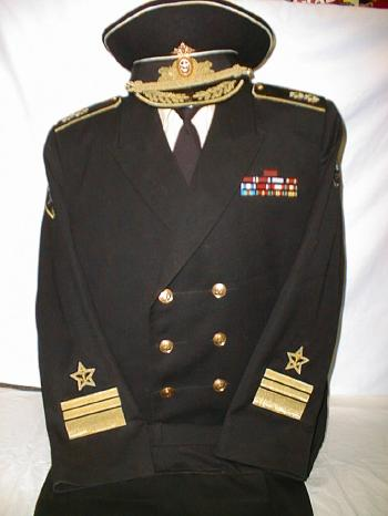 russian navy uniforms