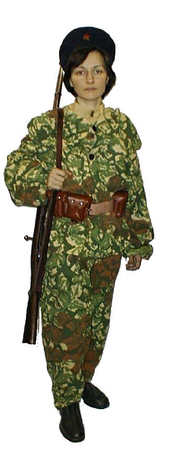 Soviet World War 2 Womens Uniform Package Deals
