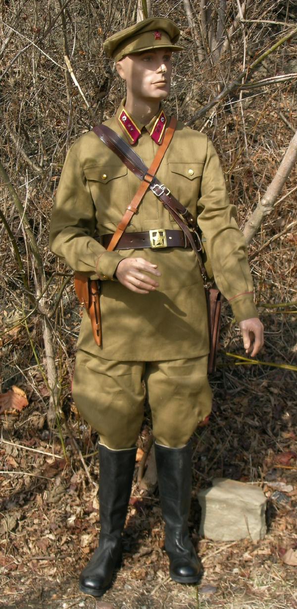Soviet Officer Boots of Soviet Army Officers
