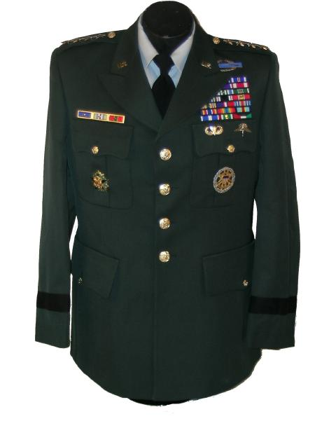 Dress Green Uniform 69