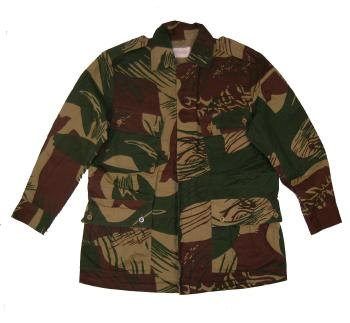 Rhodesian Camouflage And Militaria