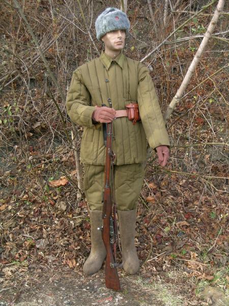 Soviet Winter Uniform 41