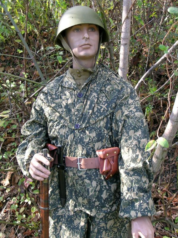 soviet world war 2 camouflage uniforms and winter clothing. Black Bedroom Furniture Sets. Home Design Ideas
