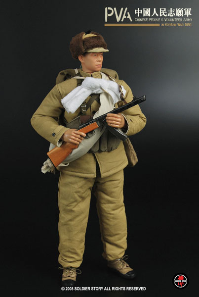 d52393e49 DID , 3R , SOLDIER STORY ACTION FIGURES